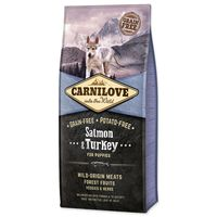Carnilove Dog Salmon & Turkey Puppies 1,5Kg