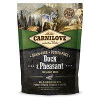 Kompletní, vyvážené a kvalitní krmivo pro dospělé psy s kachnou a bažantem - 57% masa. Bez obilovin.