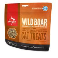 Doplňkové krmivo pro kočky všech plemen a všech věkových kategorií. Obsahuje albertského divokého kance | z woodlandských farem