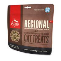 Doplňkové krmivo pro kočky všech plemen a všech věkových kategorií. Obsahuje čerstvé hovězí plemene angus, jehněčí plemene romney, divokého kance a yorkshirské vepřové