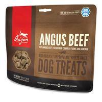 Doplňkové krmivo pro psy všech plemen a všech věkových kategorií. 100% hovězí plemene angus | čerstvé z kanadských farem a rančů