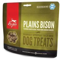 Doplňkové krmivo pro psy všech plemen a všech věkových kategorií. Obsahuje maso albertského bizona | čerstvé z kanadských rančů