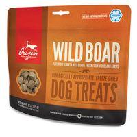 Doplňkové krmivo pro psy všech plemen a všech věkových kategorií. Obsahuje albertského divokého kance | z woodlandských farem