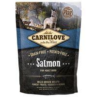 Kompletní, vyvážené a kvalitní krmivo pro dospělé psy s lososem a sleděm - 55% masa. Bez obilovin.