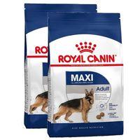 Kompletní krmivo pro dospělé psy velkých plemen (26-44 kg) - od 15 měsíců do 5 let. 2 x 15 kg