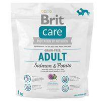 Kompletní krmivo pro dospělé psy s lososem - 35% masa. Bez obilovin