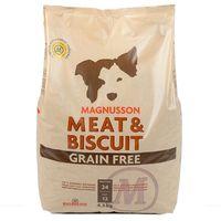 Kompletní pečené krmivo pro dospělé psy všech plemen bez obilovin z čerstvého hovězího a vepřového masa. Vhodné, pro malá, střední či velká plemena.