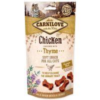 Poloměkká odměna z divočiny (bez obilovin a bez brambor) kuře obohaceno o tymián - pro zdravé močové cesty