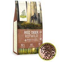 Maso z vysoké zvěře s lesními plody a divokými bylinami pro dospělé psy všech plemen.