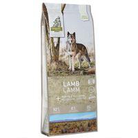 Jehněčí s lesními plody a divokými bylinami pro dospělé psy všech plemen.