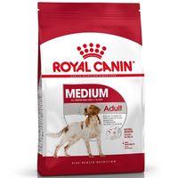 Kompletní krmivo pro dospělé psy středních plemen (váha v dospělosti 11-25 kg) - od 12 měsíců do 7 let.