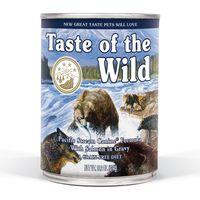 Doplňkové krmivo pro psy všech věkových stádií s lososem.